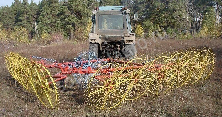 Ворошилка купить | Продажа: цена бу и новых | Сельхозтехника